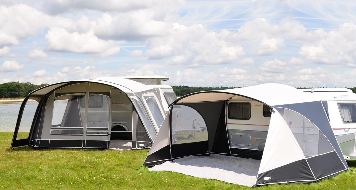 unico eriba touring unico caravan awnings. Black Bedroom Furniture Sets. Home Design Ideas