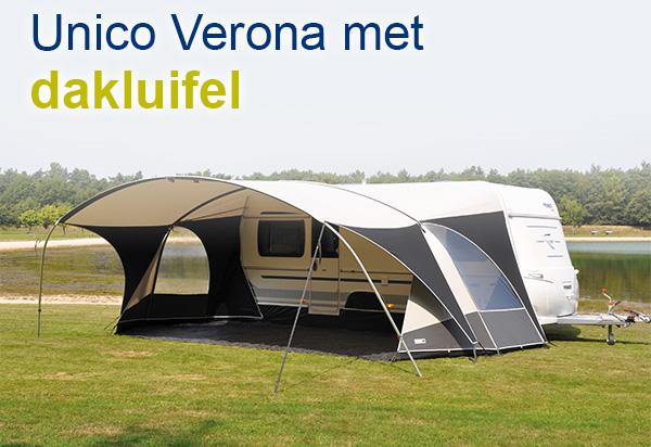 Unico Verona met Dakluifel Groot